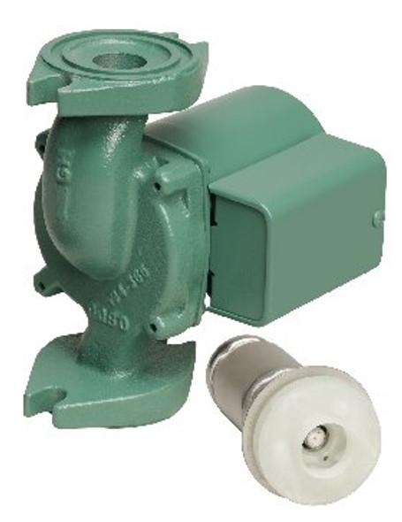 008-F6-3IFC Taco Cast Iron Circulator Pump Flanged Rotated