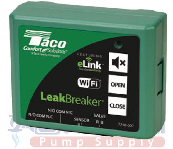 LBW-075-H-1LF Taco eLink Water Heater Shut-Off Valve W/Control & Sensor