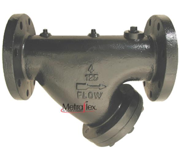 "Sale Metraflex TFC20600 6"" TF2 Strainer Y Type 250FL"
