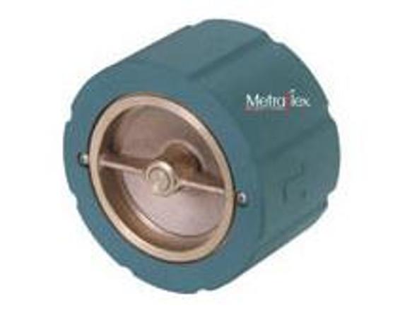 """Sale Metraflex CVOSS706 6"""" 706 Wafer Check Valve 125#"""