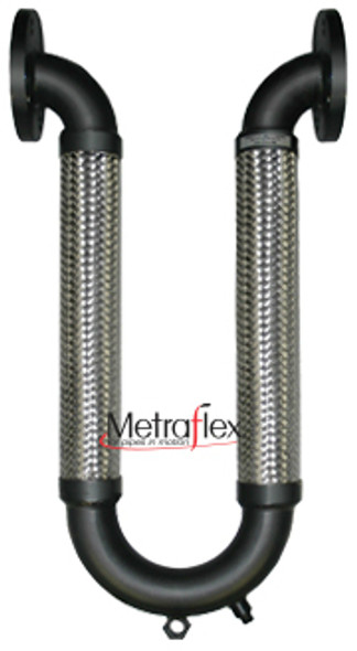 "Sale Metraflex MLG80400 4"" Metraloop 4"" Axial GR"