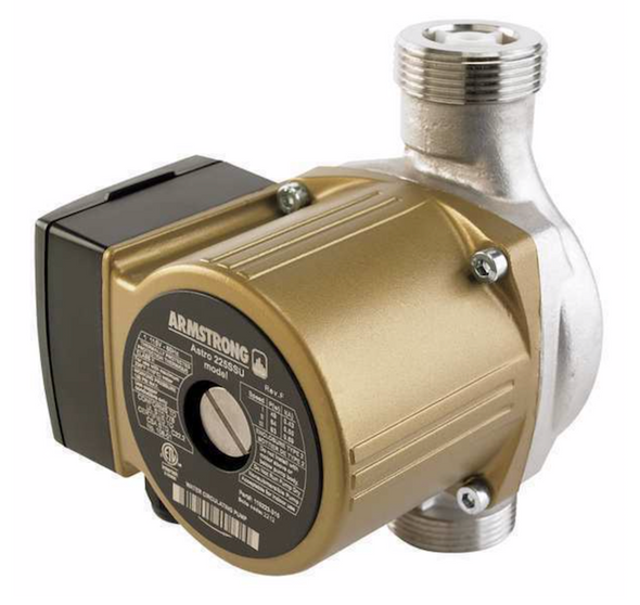 """110223-304 Armstrong Astro 225BS 3/4"""" SWT Circulating Pump"""