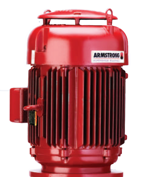84300446-069 Armstrong Series 4300 Motor 50HP 326TC ODP