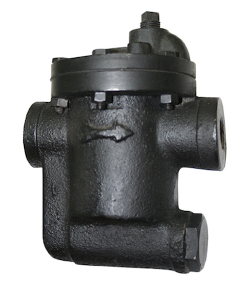 404305 Hoffman B1030S-2 Inverted Bucket Steam Trap w/ Strainer