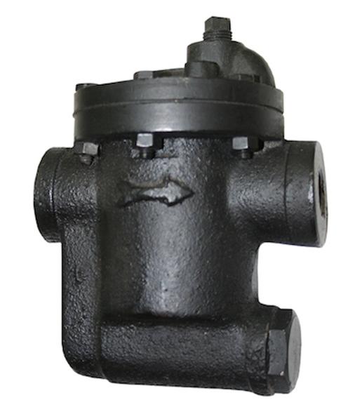 404305 Hoffman B1030S-2 Inverted Bucket Steam Trap w/ Strainer