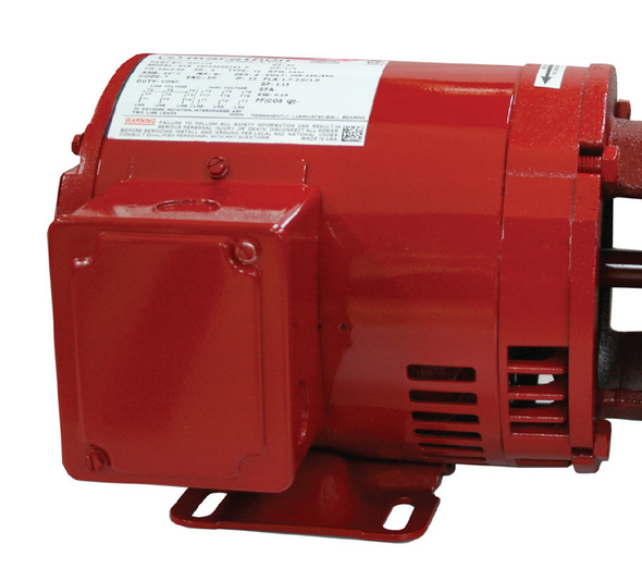 SM2110 Bell & Gossett Motor 1HP 208-230/460 3PH 1725 RPM