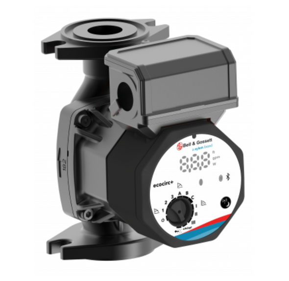 60B0B1001 Ecocirc 20-18 Stainless Steel Flanged High Efficiency Circulator