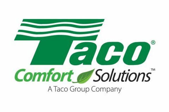 132-096 Taco Motor 1/2 HP 115/230/60/1 Less Bracket