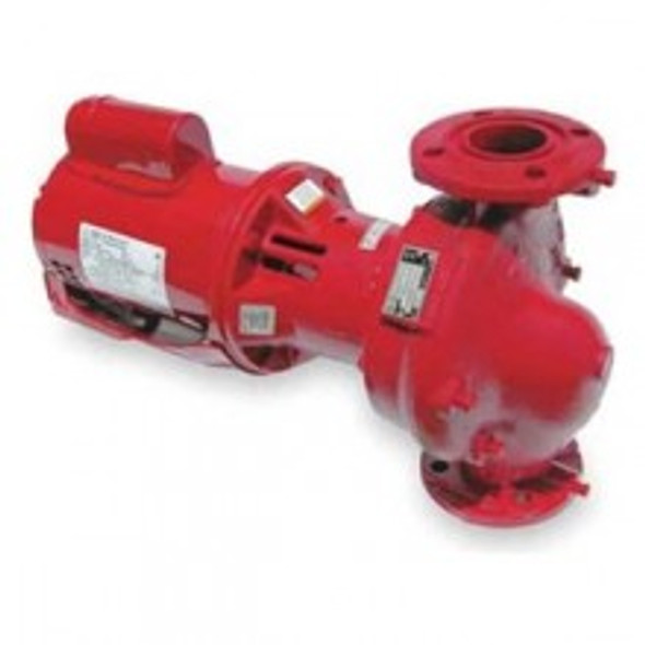 172717LF Bell Gossett 610S Pump With 1/2 HP