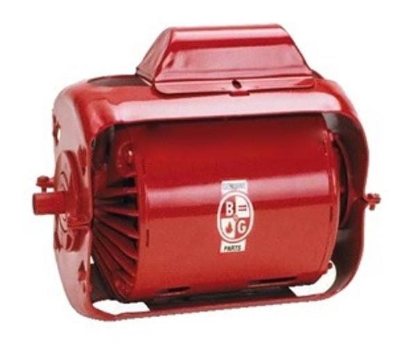 169239 Bell & Gossett Ball Bearing Motor 1/4 HP