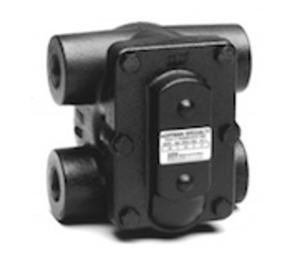 """404206 Hoffman Steam Trap FT125H 3/4"""" Float & Thermostatic Trap"""