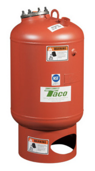 CA1400-125 Taco CA Expansion Tank 370 Gallon