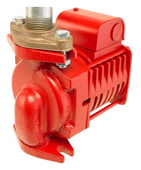 182202-657 Armstrong E8.2 Cast Iron Circulator Pump