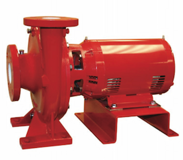 Bell & Gossett Series e-1532 3BD 5HP 1750 RPM 3PH ODP Pump