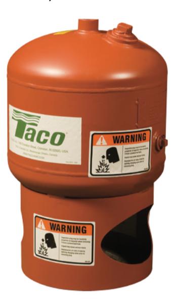 CX300-125 Taco 79 Gal Diaphragm Expansion Tank