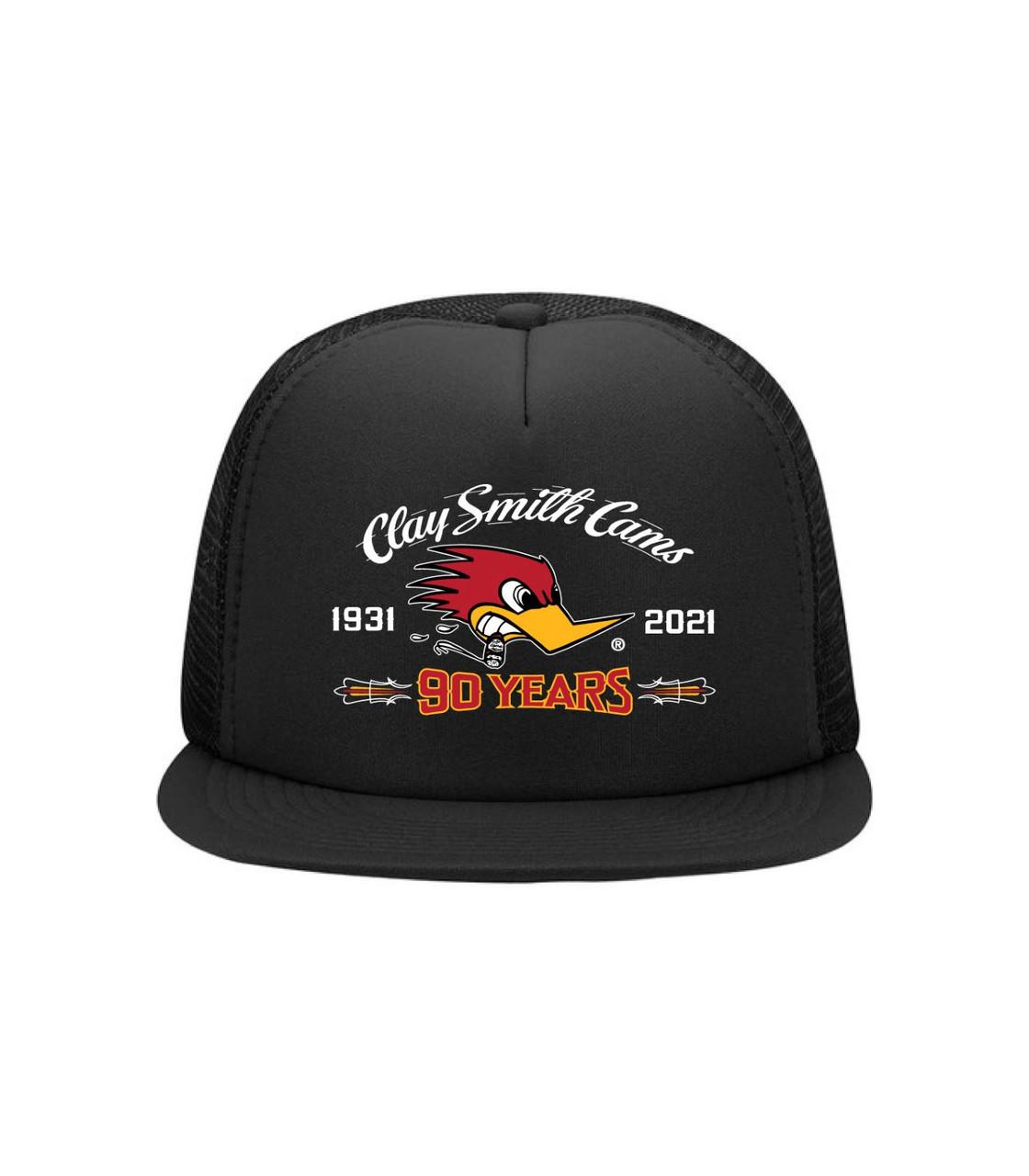 Clay Smith 90th Celebration Foam Trucker Hat