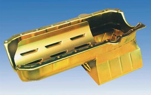 "Milodon SB Chevy 4"" Stroke Low Profile Oil Pan (1980-85)"