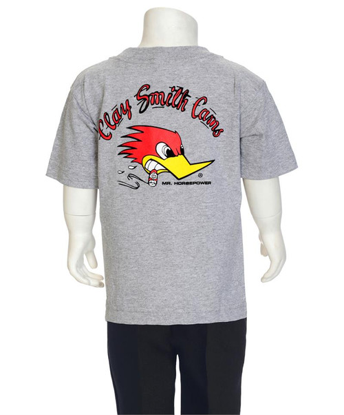Clay Smith Cams Ash Youth T-Shirt