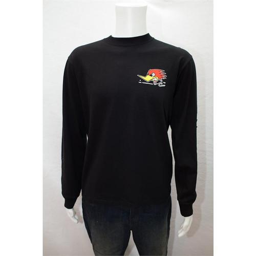 Youth Black Mr Horsepower Sweat Shirt