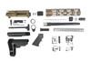 "ZAVIAR 10.5"" NITRIDE 300AAC BLACKOUT BURNT BRONZE BUILDER KIT / 1:8 TWIST / SBA3 BRACE / 10"" MLOK HANDGUARD"