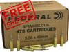 Federal American Eagle 5.56 NATO Ammunition (CASE) 950 Rounds FMJBT GREEN TIP 62 Grains