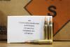 5.56 NATO Ammunition Steel Core with Brass Casing 62 Grains - 1500 Round