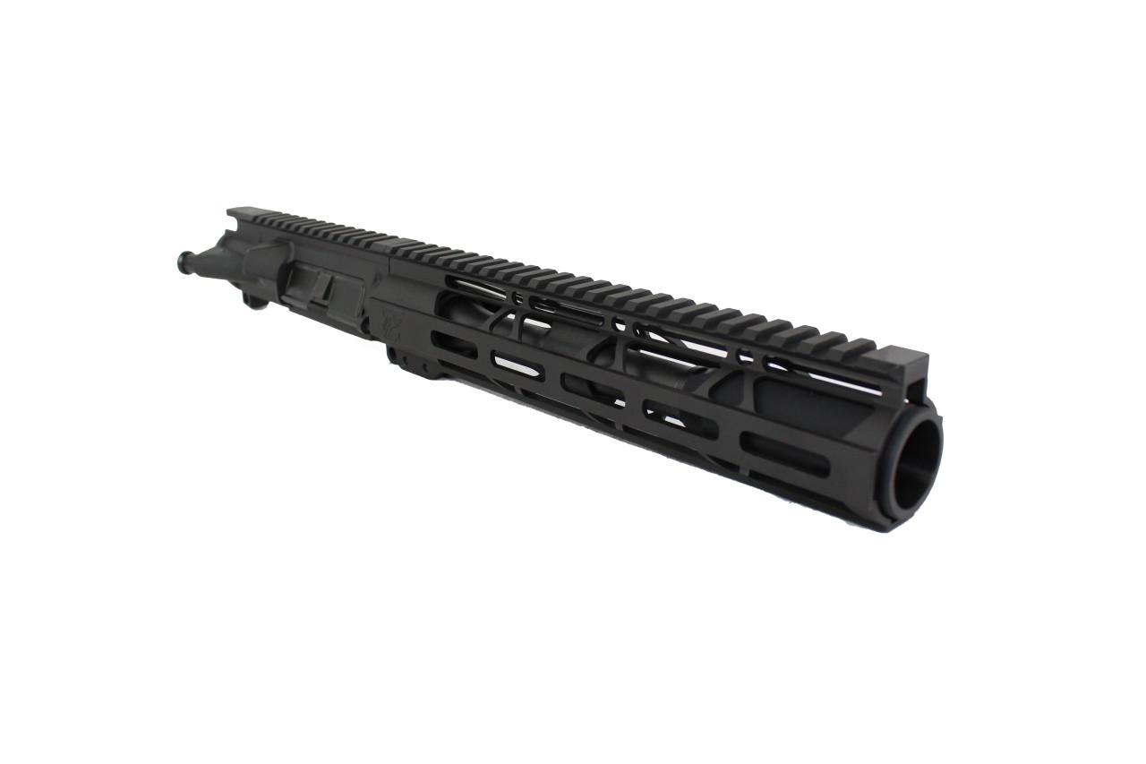 "300AAC Blackout 'Special Ops Series' 7.5"" Nitride Upper Receiver / 1:8 Twist / 10"" MLOK Handguard"