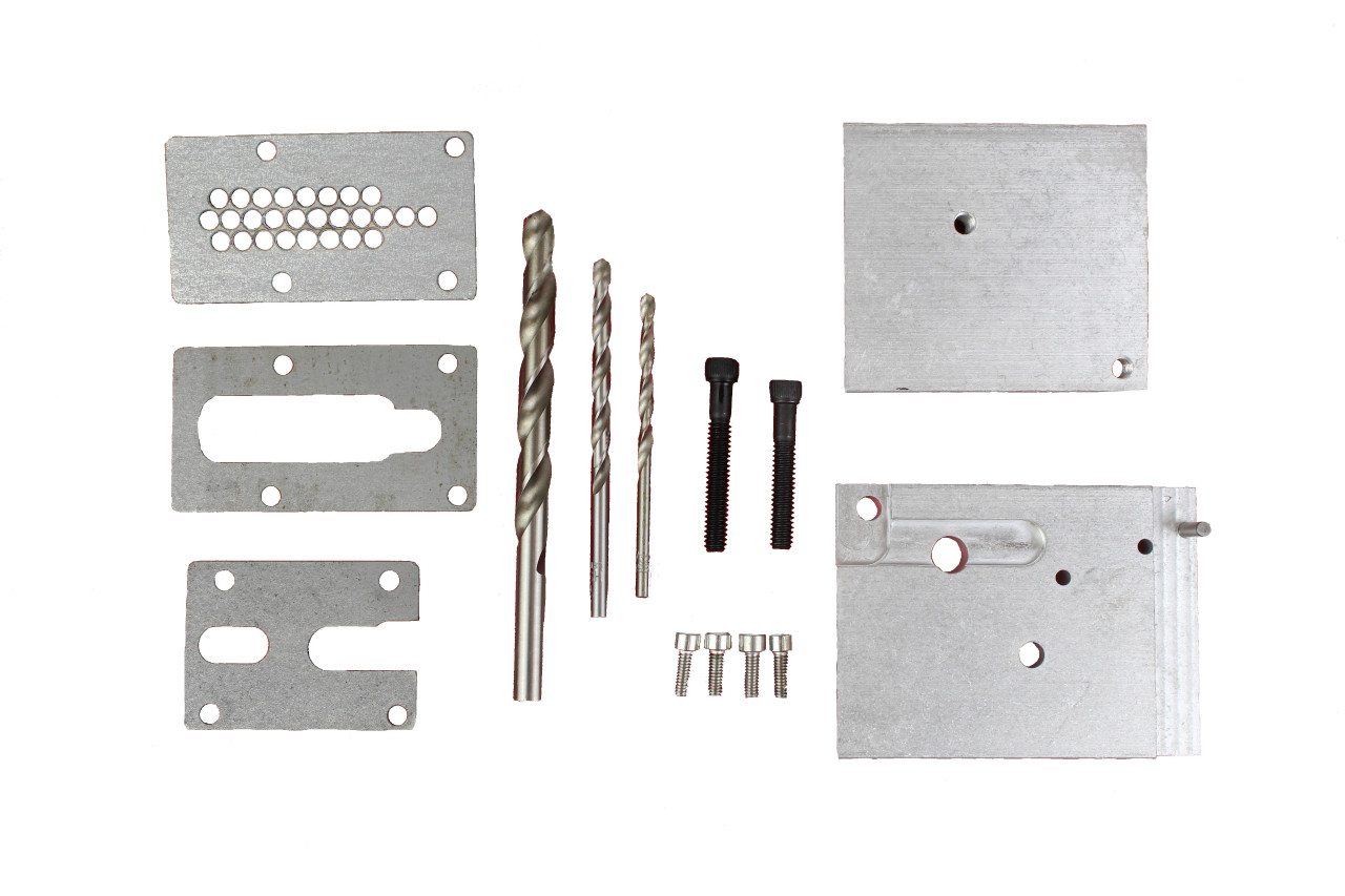 ZAVIAR 80% LOWER JIG KIT