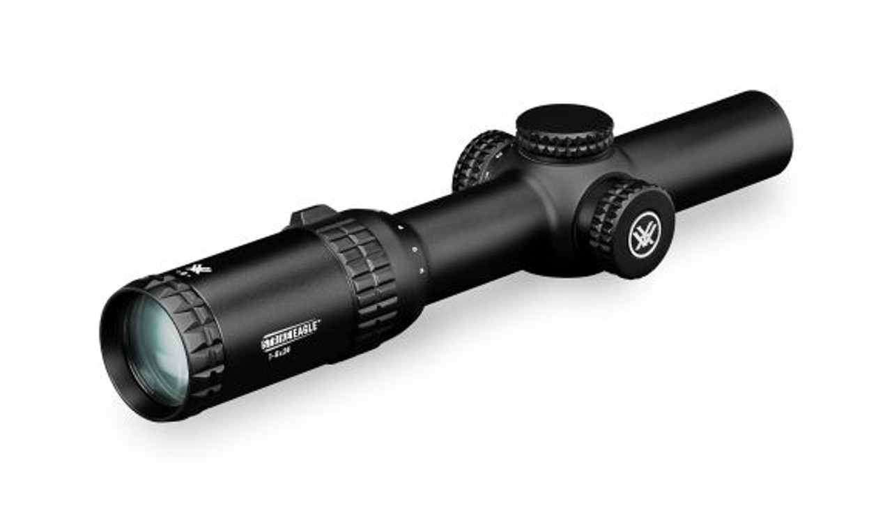 STRIKE EAGLE® 1-6X24 / AR-BDC (MOA) Reticle | 30 mm Tube