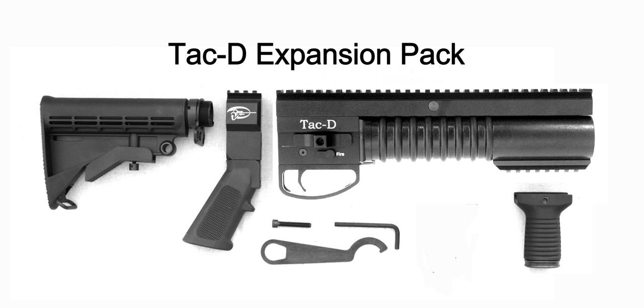 Tac-D 37mm UNDERBARREL LAUNCHER / STANDALONE CONFIGURATION