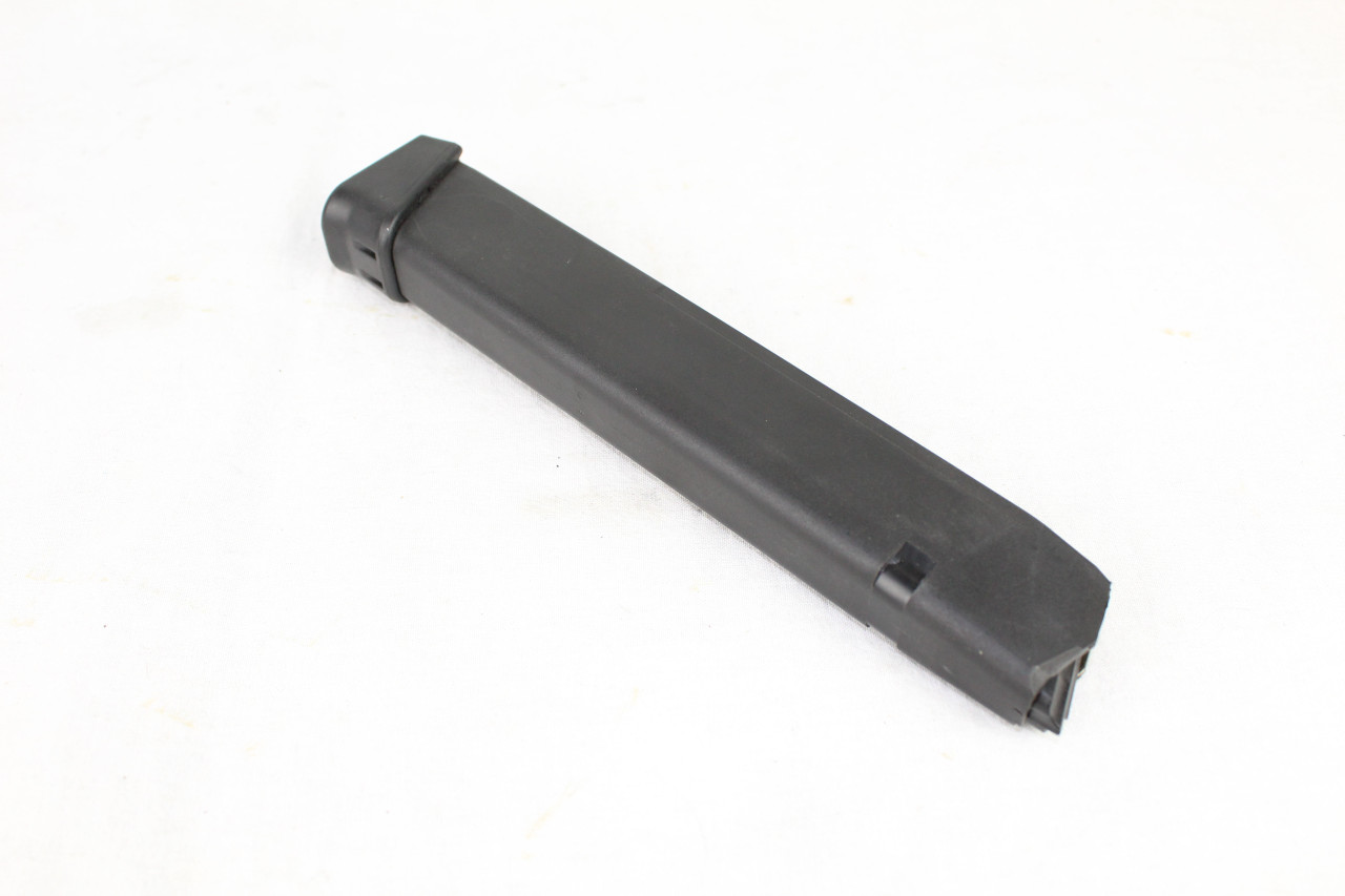 The GLOCK 33 Round Magazine 9mm
