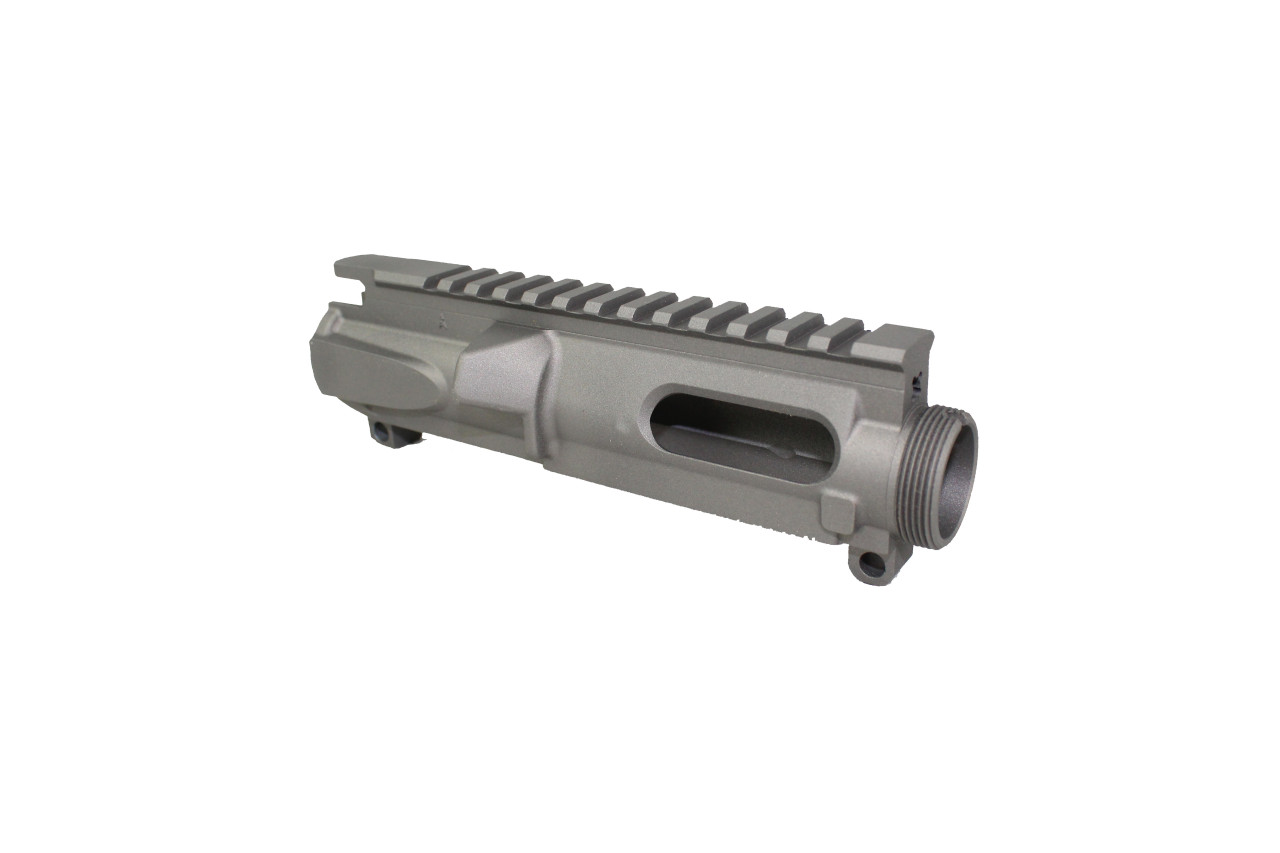 ZAVIAR STAINLESS STEEL CERAKOTED MIL-SPEC AR9/AR22 STRIPPED UPPER RECEIVER