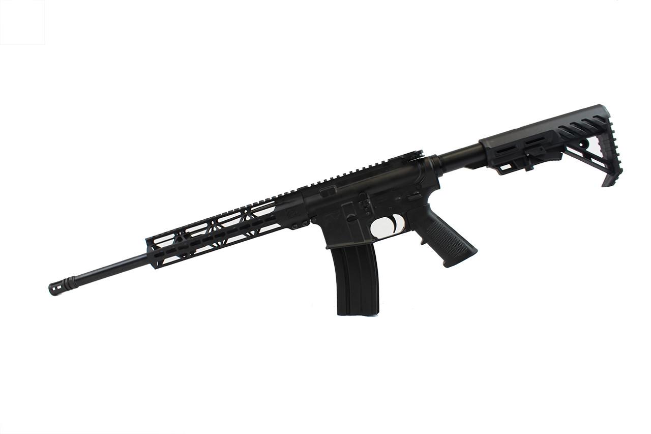 ".223 Wylde 'Operator Series' 16"" Government Complete Rifle / 1:8 Twist / 10"" KeyMod Handguard"