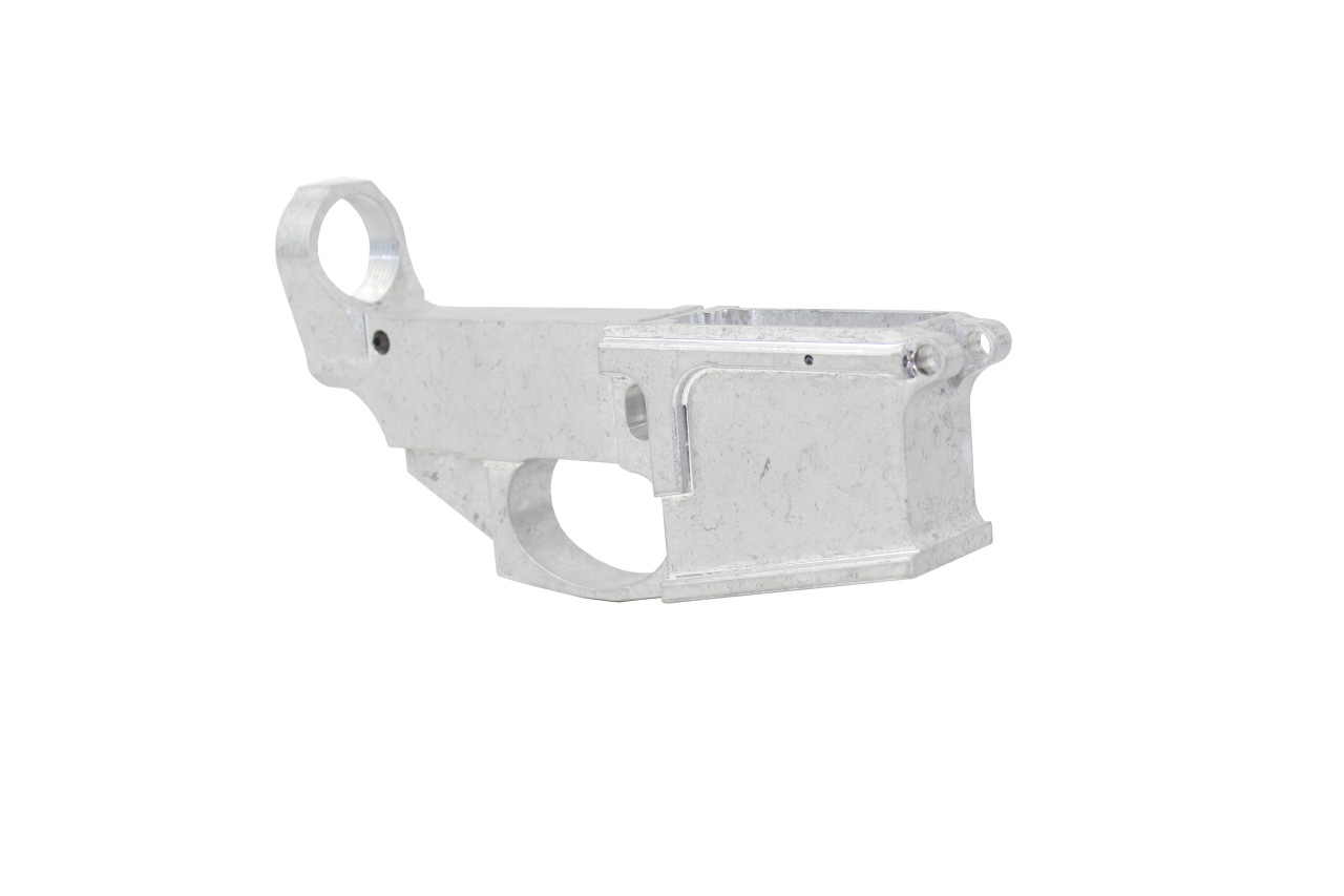 Noreen Billet 80% AR-15 Lower Receiver - In The Raw