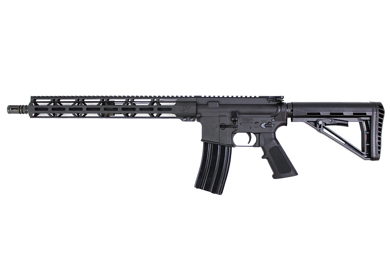 "5.56 Nato 'Operator Series' 16"" Government Complete Rifle / 1:8 Twist / 15"" MLOK Handguard / Achilles Stock"