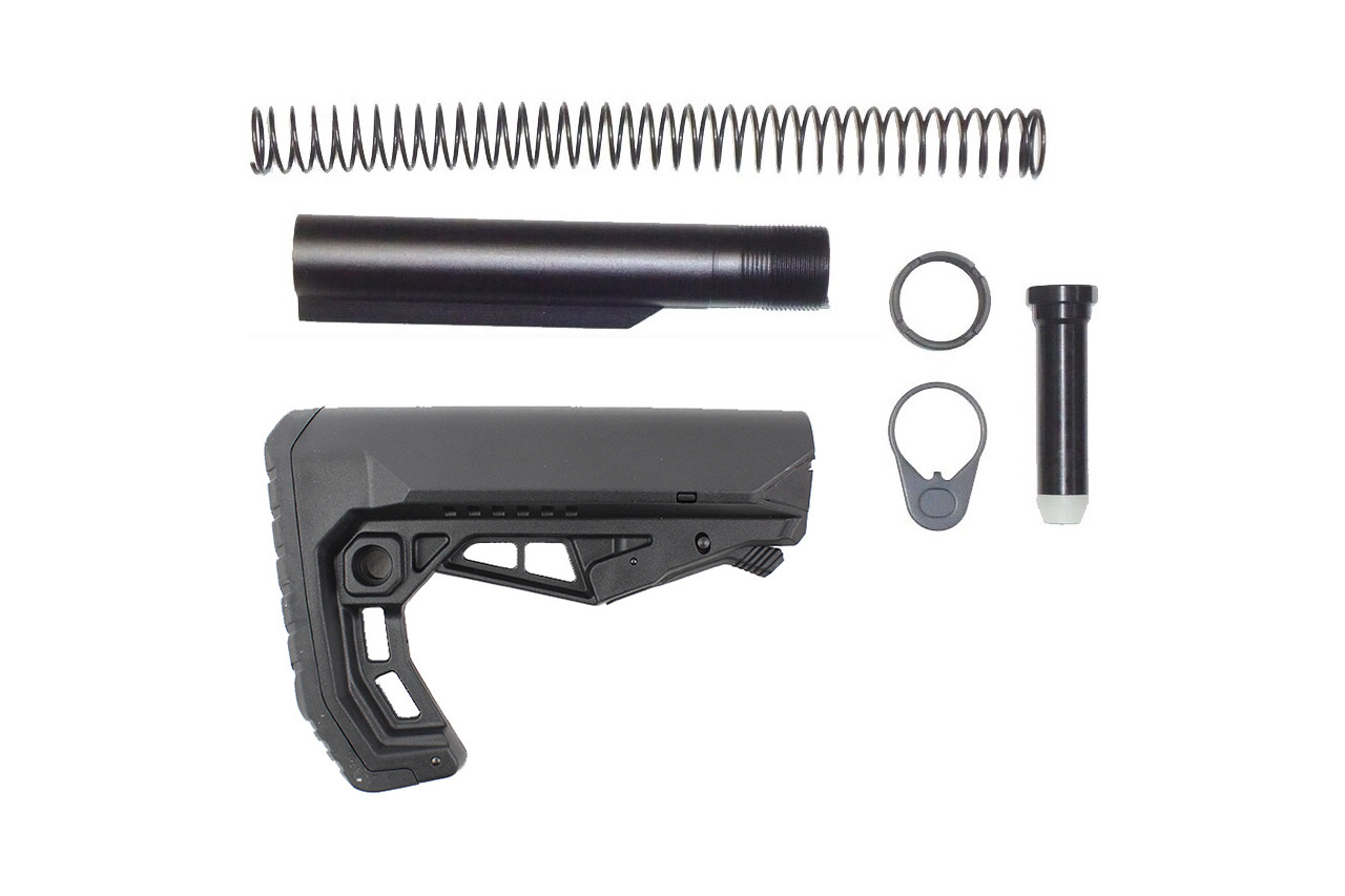 Zaviar AR15 Buttstock Kit - Minos