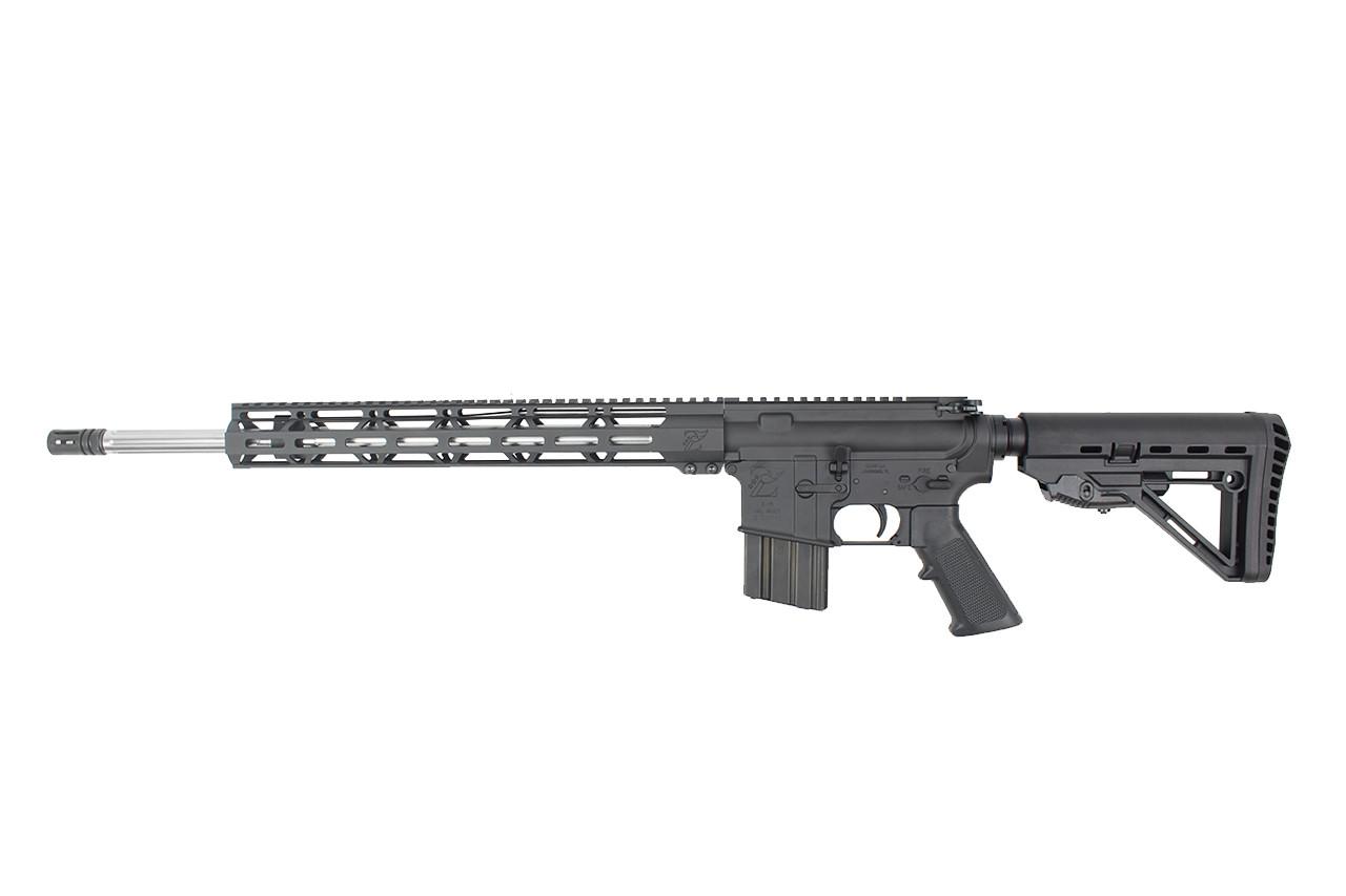 ".223 Wylde 20"" 'Operator Series' Stainless steel Fluted Complete Rifle / 1:8 Twist / 15""Mlok Handguard / ""LongBoi"""