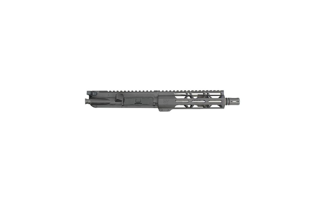 "5.56 Nato 'Operator Series' 7.5"" Nitride Upper Receiver / 1:8 Twist / 10"" Mlok Handguard"