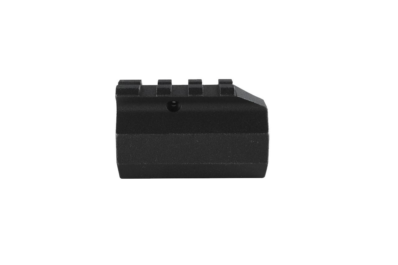 DPMS Gas Block Single Picatinny Rail AR-15