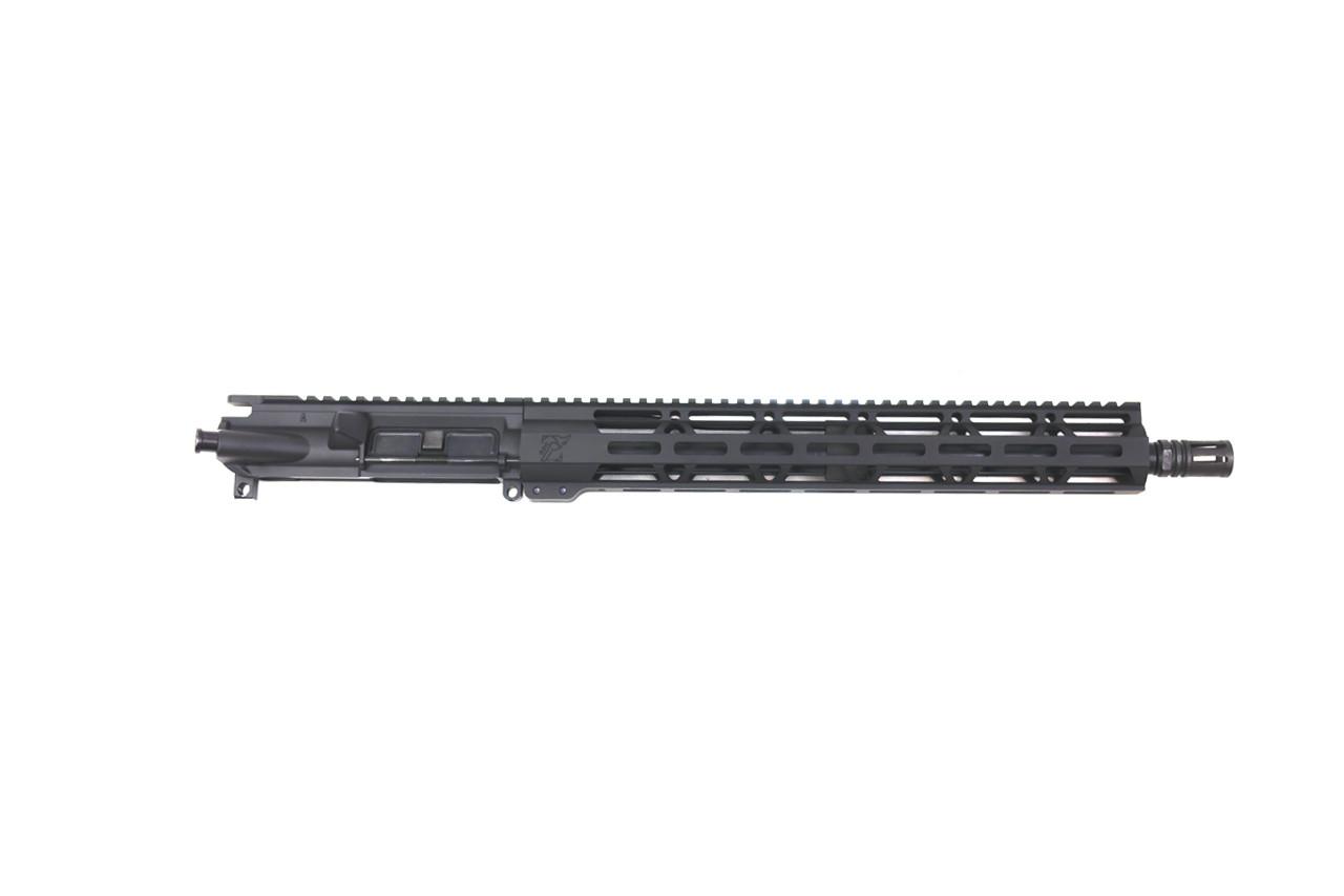 "Zaviar Firearms 7.62X39 'Wolverine Series' 16"" Nitride Upper Receiver / 1:10 Twist / 15"" MLOK Handguard"