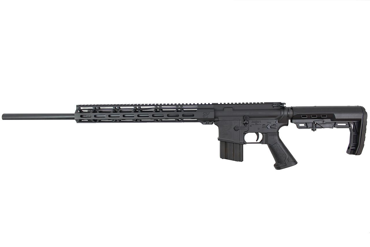 "Zaviar Firearms 5.56 Nato 'Operator Series' 24"" (Bull Barrel) Nitride Complete Rifle / 1:8 Twist ** MARYLAND COMPLIANT**"