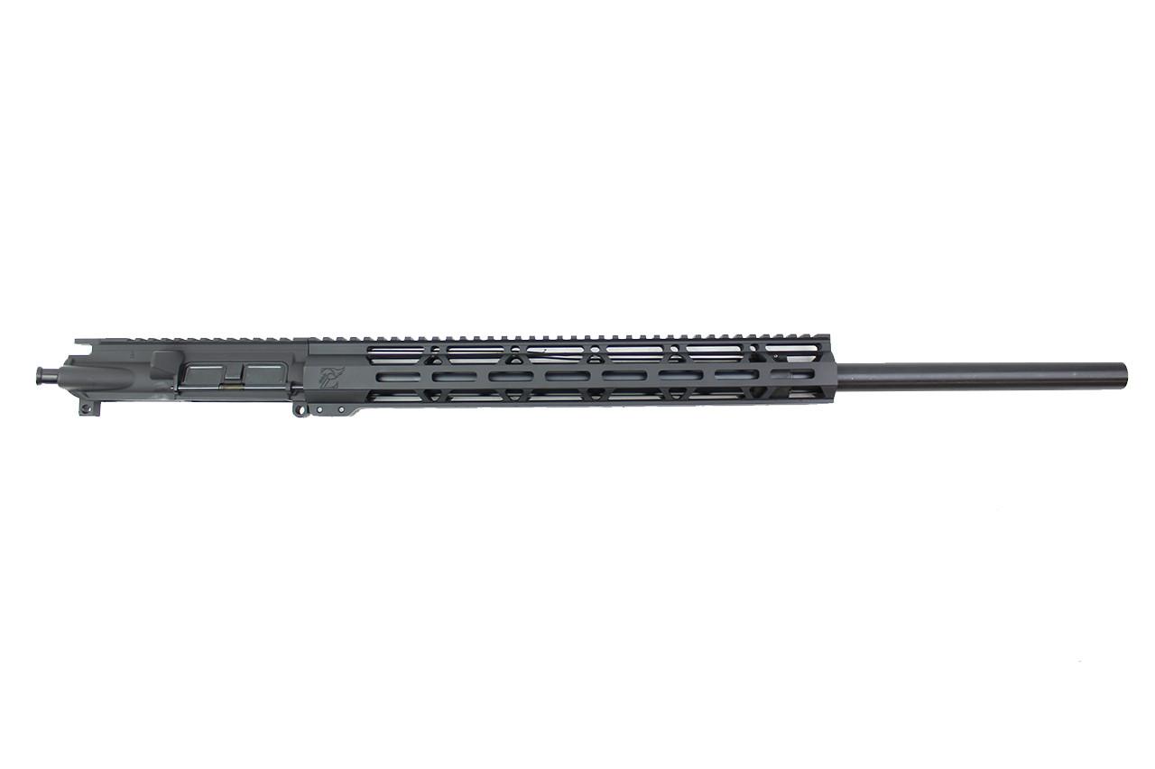 """Zaviar Firearms .223 Wylde 'Operator Series' 24"""" (Bull Barrel) Nitride Upper Receiver / 1:8 Twist ** MARYLAND COMPLIANT**"""