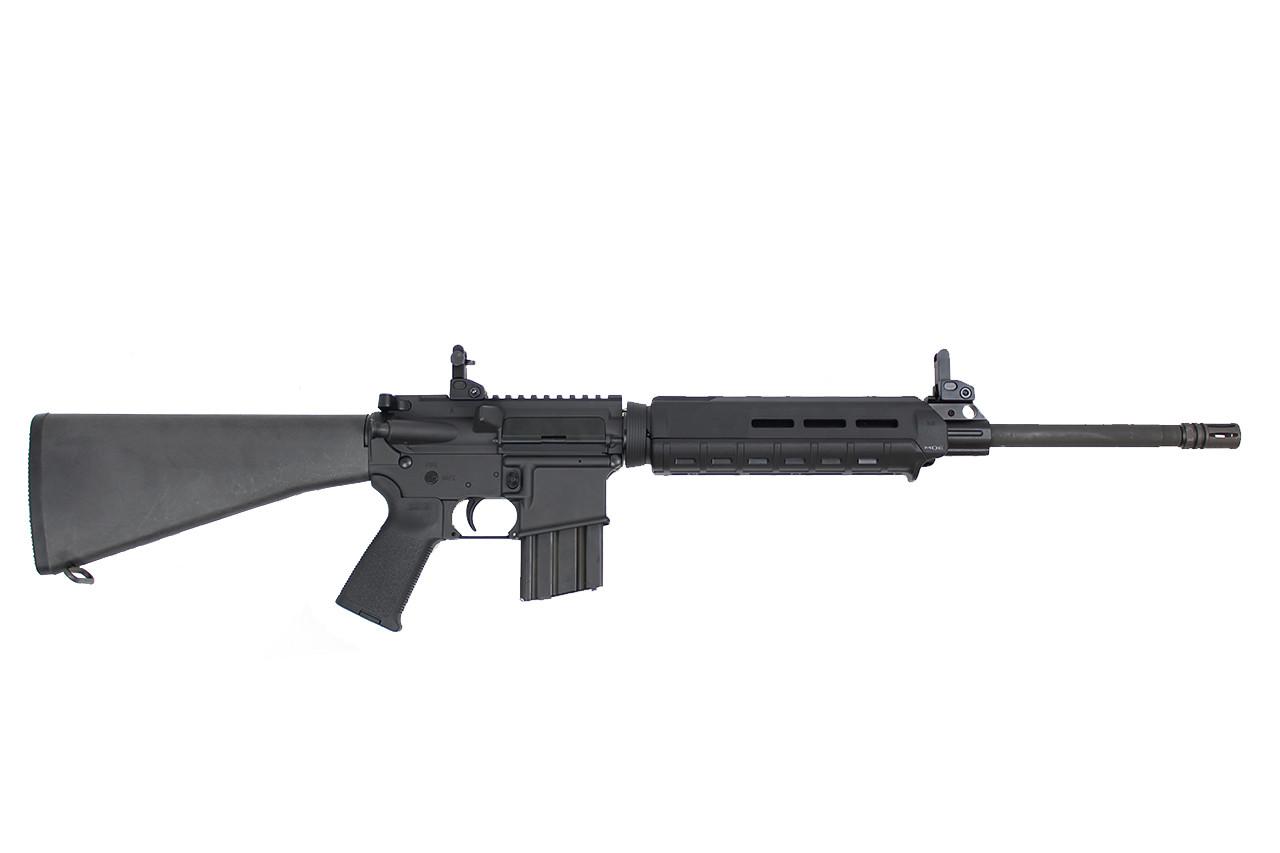 "Zaviar Firearms Z16 Retro 'Operator Series' 18"" Complete Rifle / 1:7 Twist / Mid Length Magpul Handguard / CMMG Retro Buttstock (Z40471)"