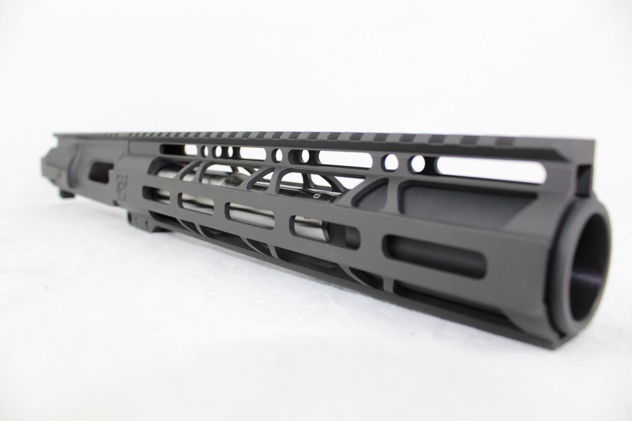 "Z9 'Stinger PDW' 9mm Assembled Upper Receiver | 7.5"" Stainless Steel Barrel | 10"" M-LOK Handguard | Zaviar Flash Can Muzzle Device"