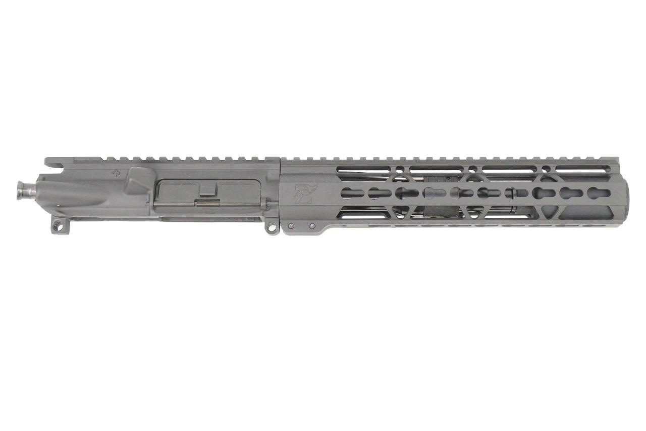 "5.56 Nato 'Operator Series' 7.5"" Nitride Upper Receiver / 1:7 Twist / 10"" KeyMod Handguard"