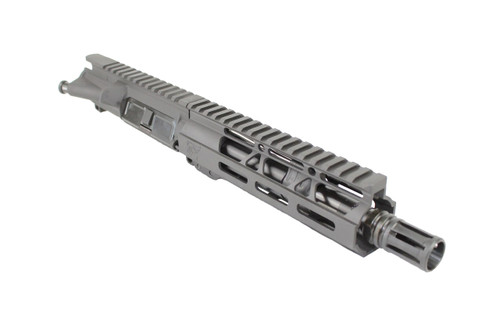 "ZAVIAR AR-15 7.5"" 300AAC BLACKOUT 7"" HANDGUARD ASSEMBLED UPPER RECEIVER"