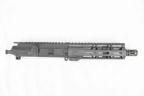 """ZAVIAR AR-15 7.5"""" 300AAC BLACKOUT STAINLESS STEEL 7"""" HANDGUARD ASSEMBLED UPPER RECEIVER"""