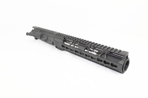 """ZAVIAR AR-15 7.5"""" 300AAC BLACKOUT STAINLESS STEEL 10"""" HANDGUARD ASSEMBLED UPPER RECEIVER"""
