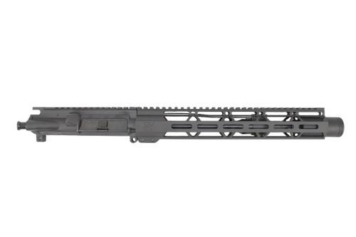 "5.56 Nato 'Operator Series' 10.5"" Nitride Upper Receiver / 1:7 Twist / 12"" MLOK Handguard"