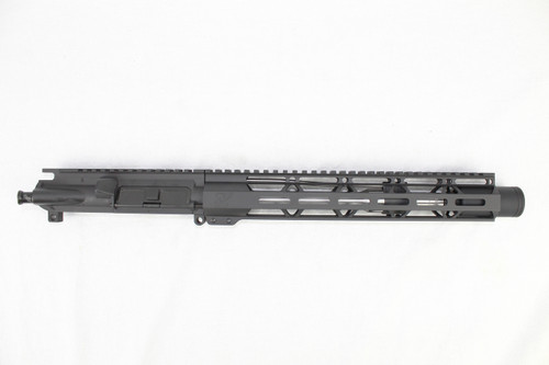 "ZAVIAR AR-15 10.5"" 300AAC BLACKOUT STAINLESS STEEL 12"" HANDGUARD ASSEMBLED UPPER RECEIVER"